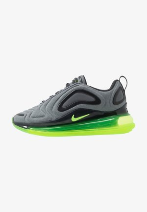 AIR MAX 720 - Baskets basses - anthracite/electric green/smoke grey