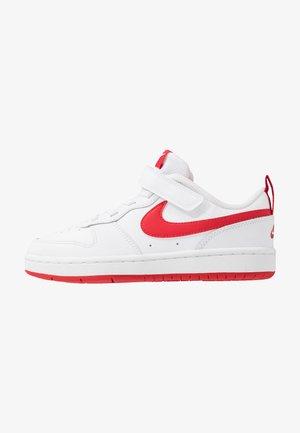 COURT BOROUGH  - Baskets basses - white/university red