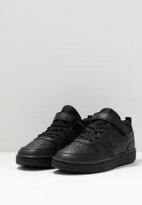 Nike Sportswear - COURT BOROUGH  - Tenisky - black - 3