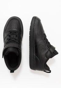 Nike Sportswear - COURT BOROUGH  - Tenisky - black - 0