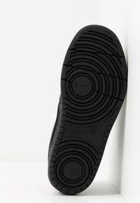 Nike Sportswear - COURT BOROUGH  - Tenisky - black - 5