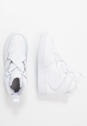 FORCE 1 HIGHNESS - Sneakers high - white
