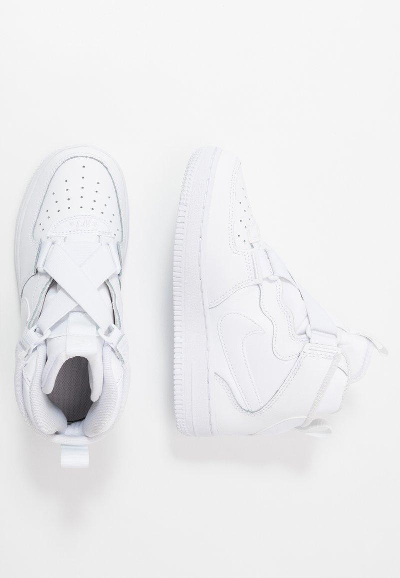 Nike Sportswear - FORCE 1 HIGHNESS - Sneakers hoog - white
