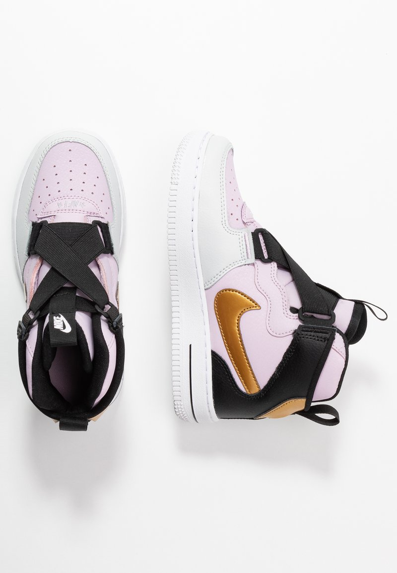 Nike Sportswear - FORCE 1 HIGHNESS - Zapatillas altas - iced lilac/barely grape