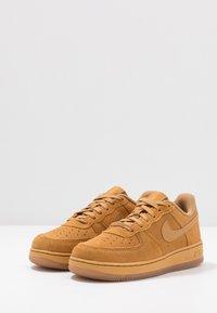 Nike Sportswear - FORCE 1 - Trainers - wheat/light brown - 3