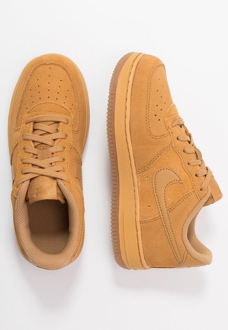 Nike Sportswear - FORCE 1 - Trainers - wheat/light brown