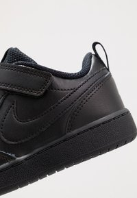Nike Sportswear - COURT BOROUGH 2 - Matalavartiset tennarit - black - 2