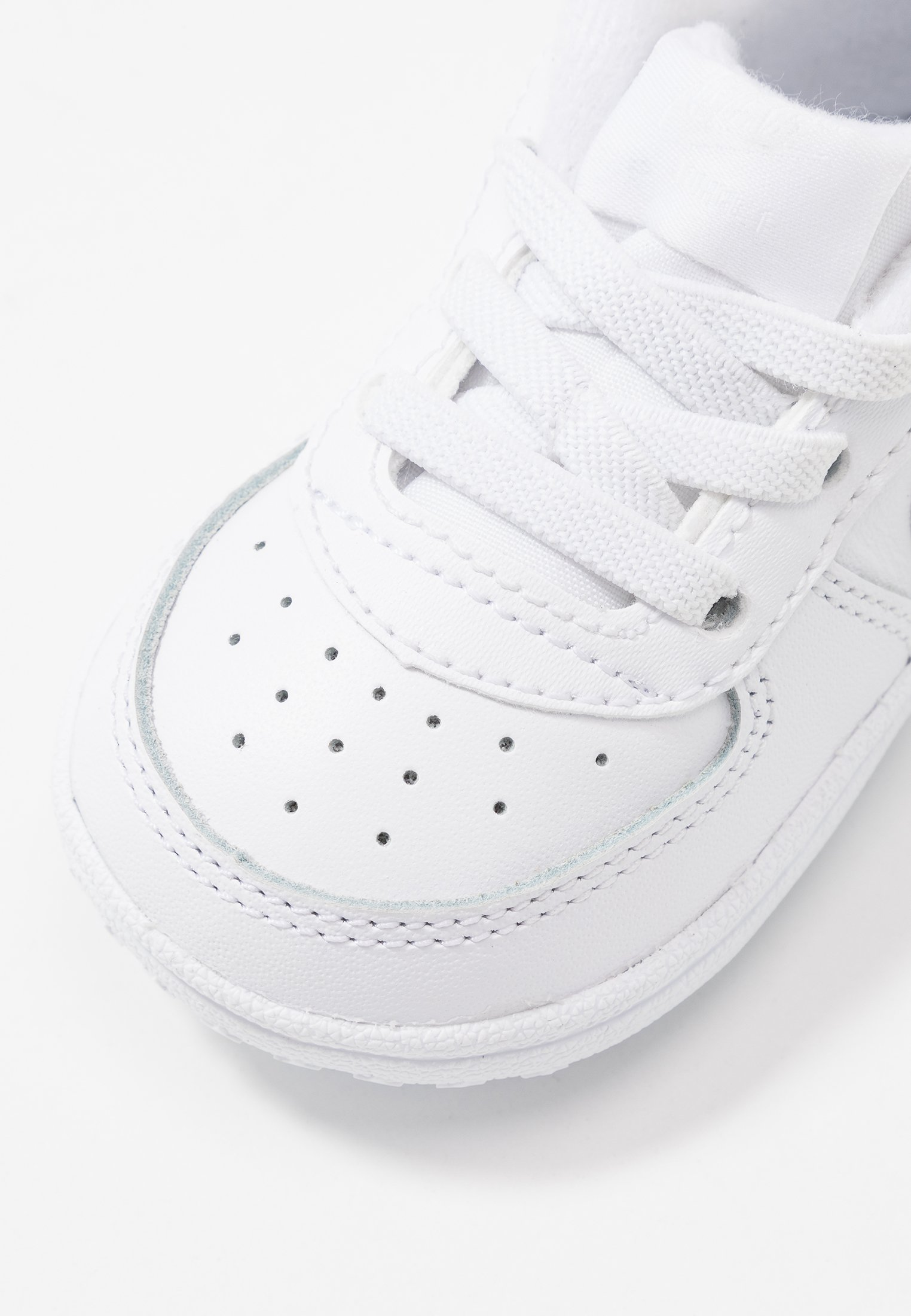 FORCE 1 CRIB Chaussures premiers pas white
