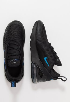 AIR MAX 270 - Baskets basses - black/blue hero/hyper royal/cool grey