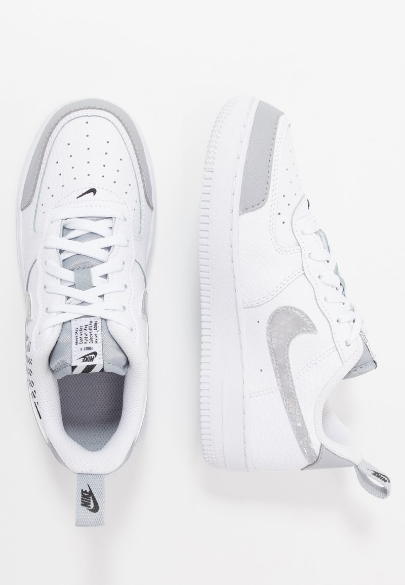 Nike Sportswear - FORCE 1 LV8 2 - Trainers - white/wolf grey/black