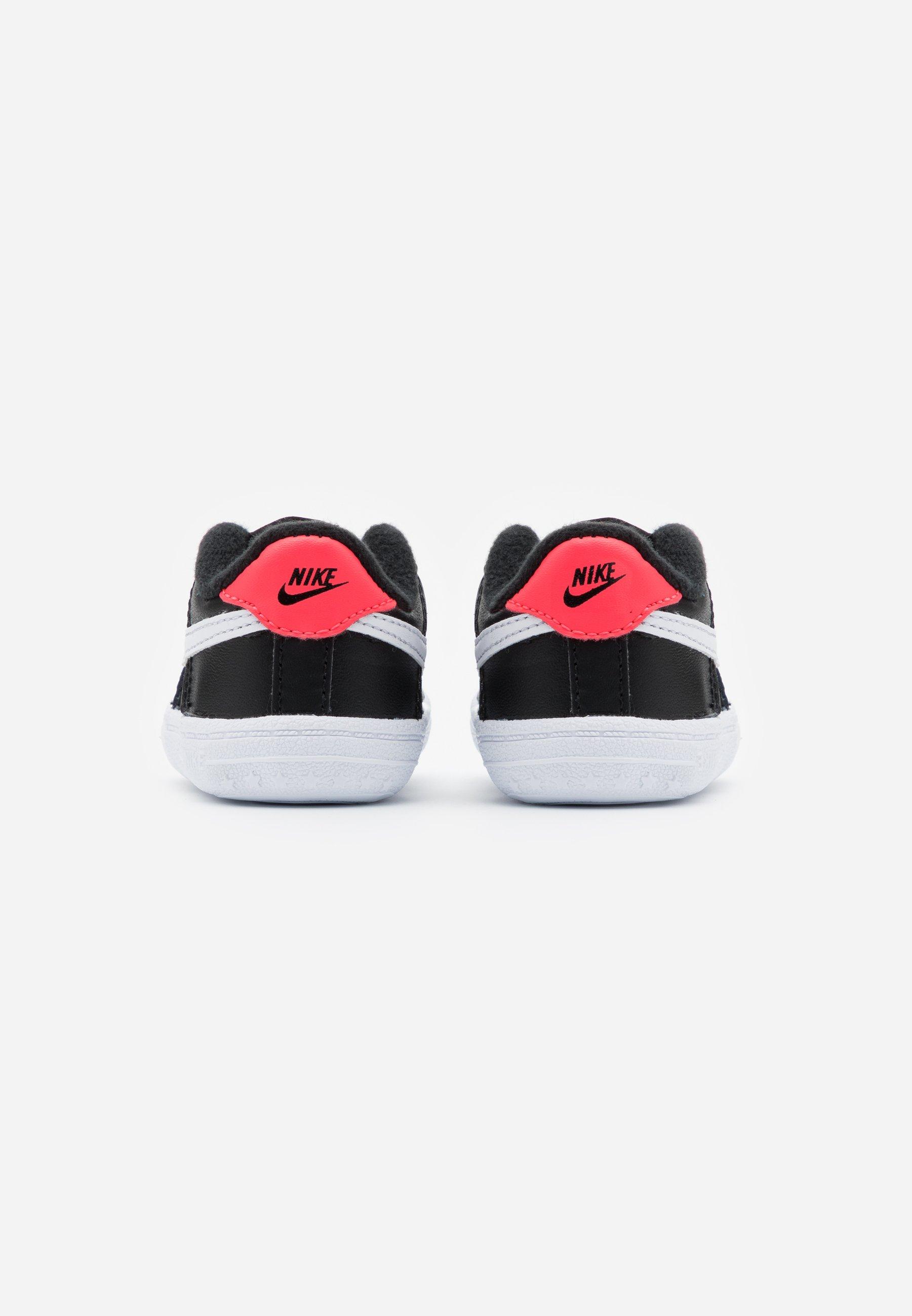 FORCE 1 CRIB Babyskor blackwhiteflash crimson