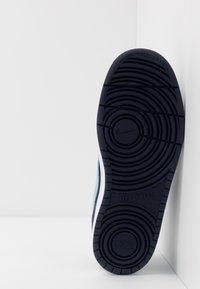 Nike Sportswear - COURT BOROUGH 2  - Trainers - midnight navy/light armory blue/white - 5