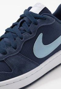 Nike Sportswear - COURT BOROUGH 2  - Trainers - midnight navy/light armory blue/white - 2