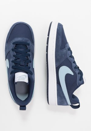 COURT BOROUGH 2  - Sneakers laag - midnight navy/light armory blue/white