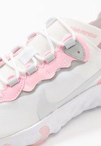 Nike Sportswear - RENEW 55 - Trainers - white/pure platinum - 2