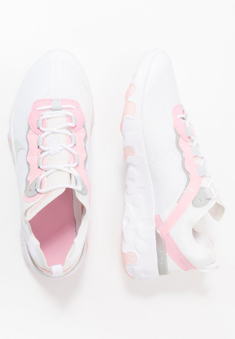 Nike Sportswear - RENEW 55 - Trainers - white/pure platinum