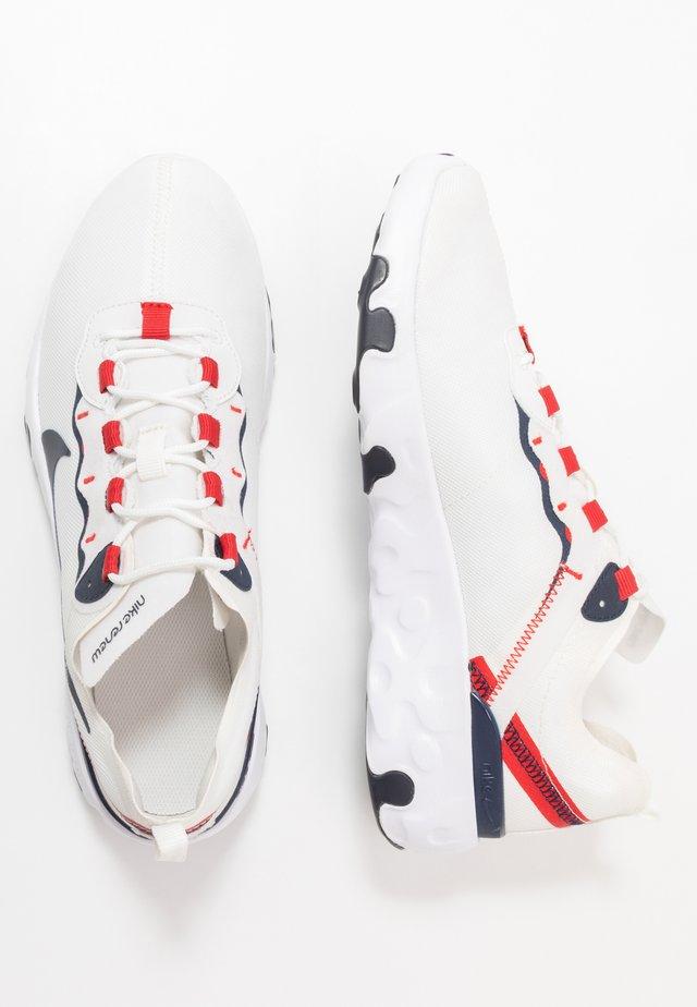 RENEW 55 - Sneaker low - summit white/obsidian/university red/platinum tint
