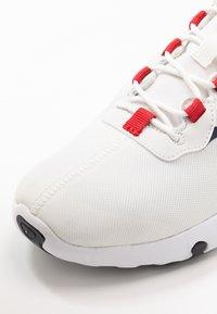 Nike Sportswear - RENEW 55 - Trainers - summit white/obsidian/university red/platinum tint - 2