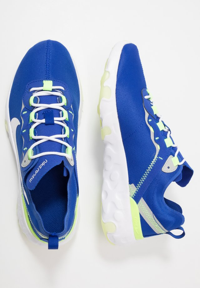 RENEW 55 - Trainers - hyper blue/white/ghost green/light smoke grey