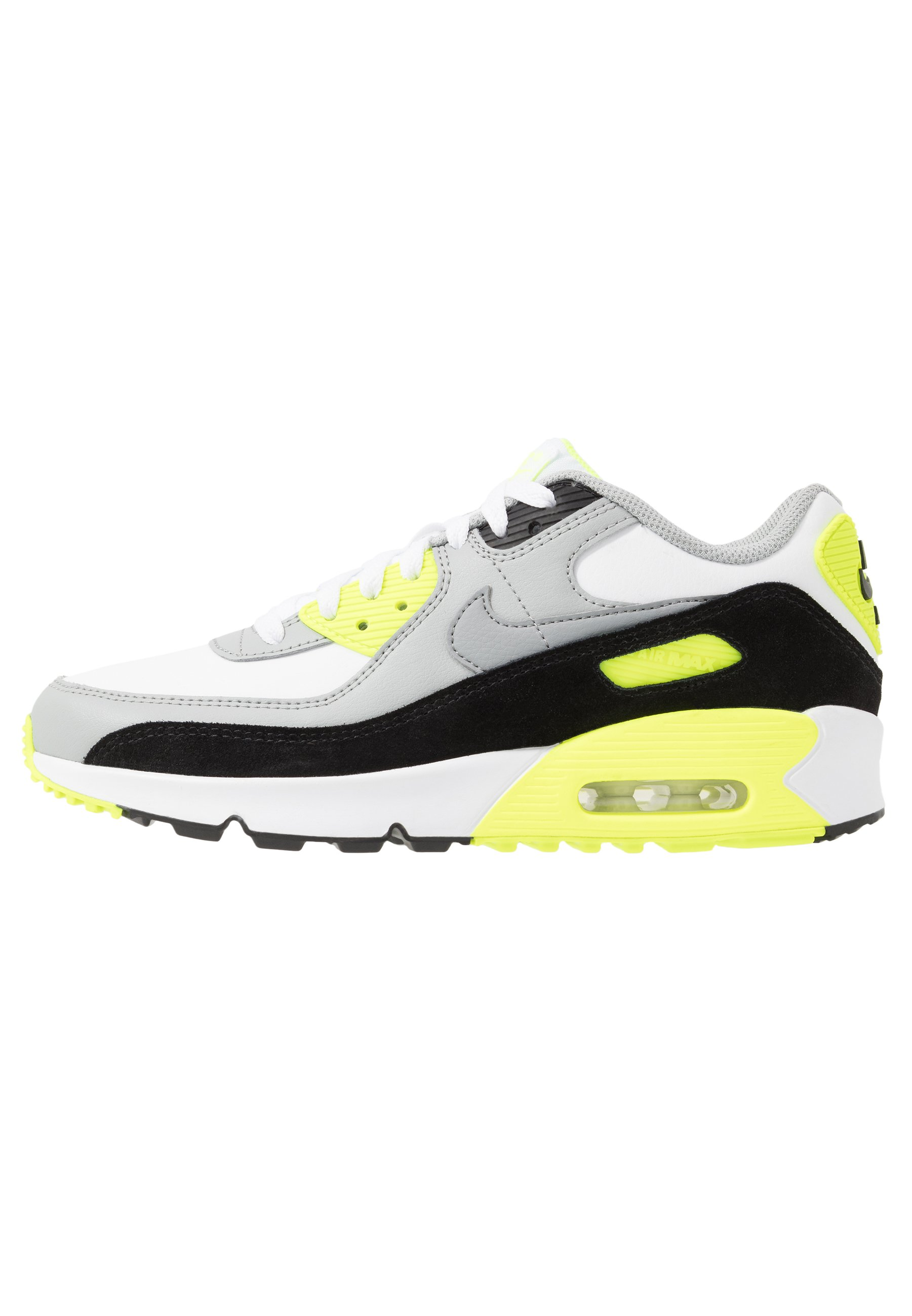 AIR MAX 90 Sneakersy niskie whiteparticle greylight smoke greyvolt