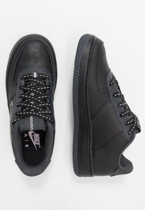 AIR FORCE 1 LV8 3  - Sneakers laag - black/silver lilac/anthracite/white