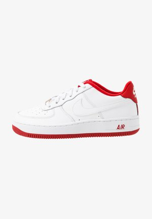 AIR FORCE 1  2  - Trainers - white/team red