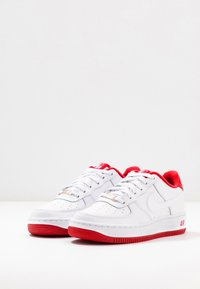 Nike Sportswear - AIR FORCE 1  2  - Trainers - white/team red - 3