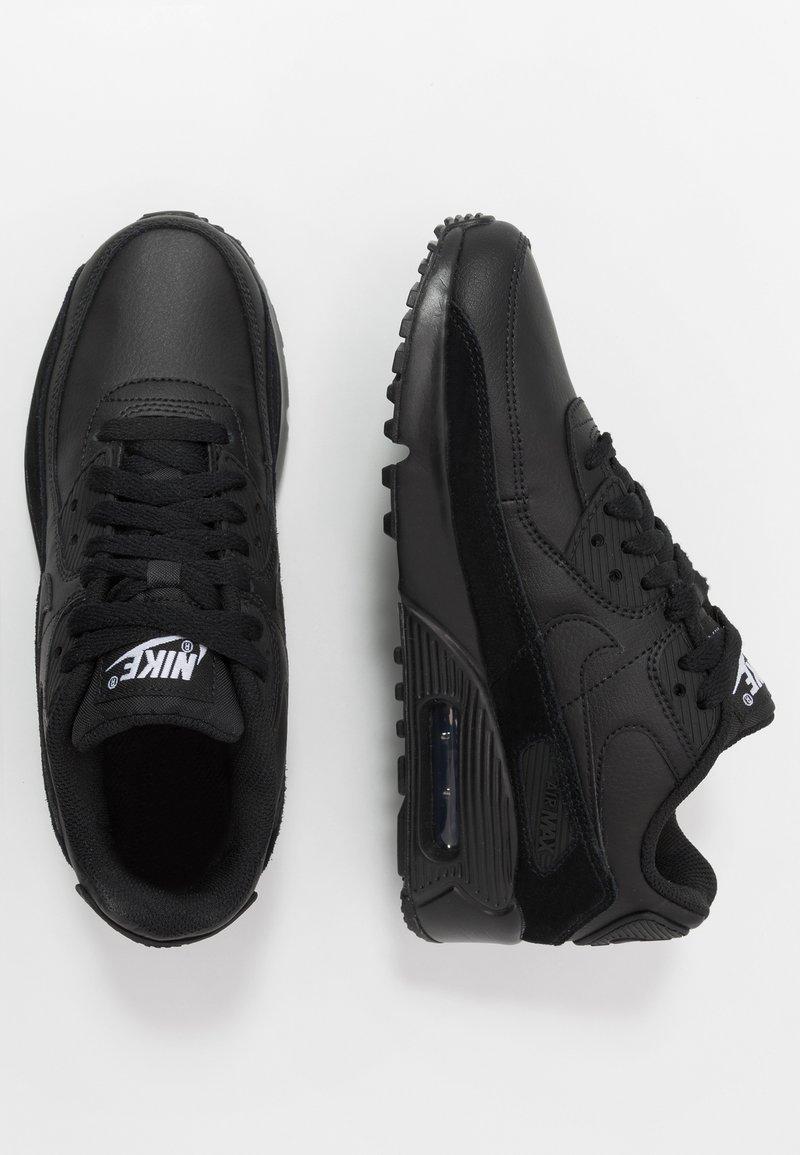 Nike Sportswear - AIR MAX 90 - Tenisky - black/white