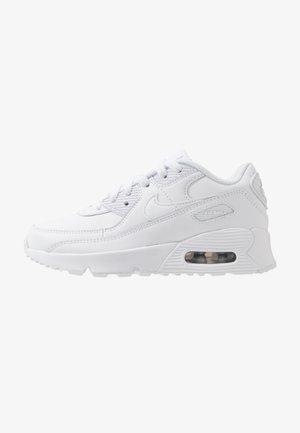 AIR MAX 90  - Sneakers basse - white/metallic silver