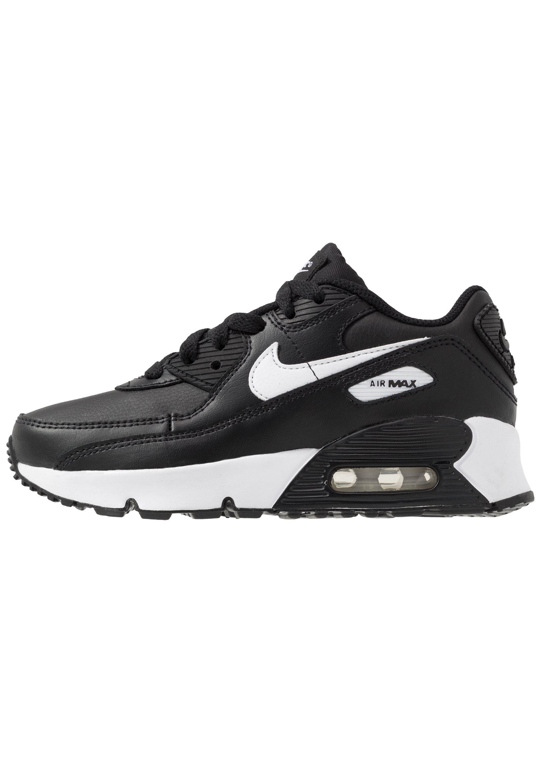 Nike Sportswear Air Max 90 - Sneakers White/particle Grey/light Smoke Grey/volt