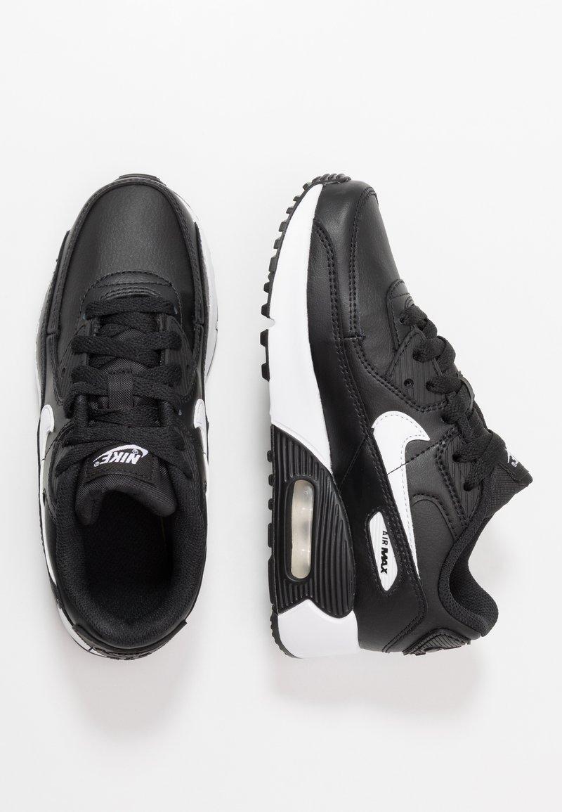 Nike Sportswear - AIR MAX 90  - Sneakersy niskie - black/white