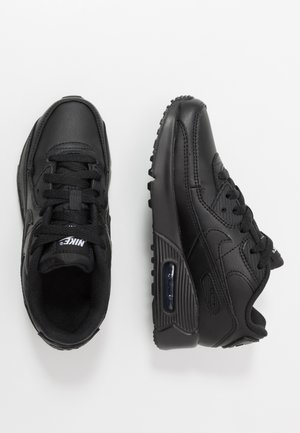 AIR MAX 90 LTR - Trainers - black/white