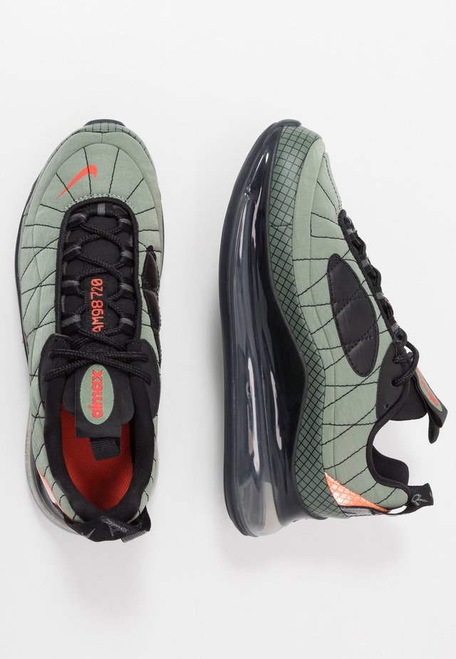 MX-720-818 BG - Sneakersy niskie - jade stone/team orange/juniper fog/black
