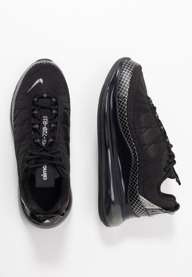 MX-720-818 BG - Sneakersy niskie - black/metallic silver/anthracite