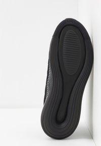 Nike Sportswear - MX-720-818 BG - Sneakers basse - black/metallic silver/anthracite - 5