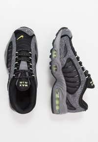 Nike Sportswear - AIR MAX TAILWIND IV SE - Baskets basses - gunsmoke/barely volt/black/opti yellow - 0
