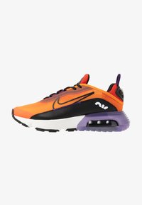 Nike Sportswear - AIR MAX 2090 UNISEX - Tenisky - magma orange/black/eggplant/habanero red - 1