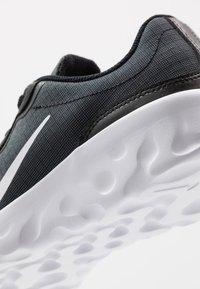 Nike Sportswear - EXPLORE STRADA - Trainers - black/white/anthracite - 5
