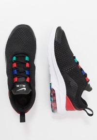 Nike Sportswear - AIR MAX MOTION 2 MC - Sneakers basse - black/university red/hyper blue/neptune green - 0