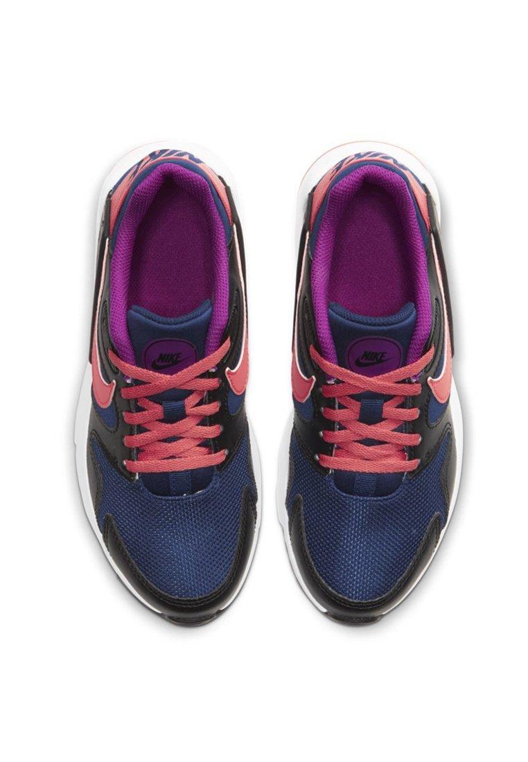 Nike Sportswear VICTORY - Sneakersy niskie - blue/black/vivid purple