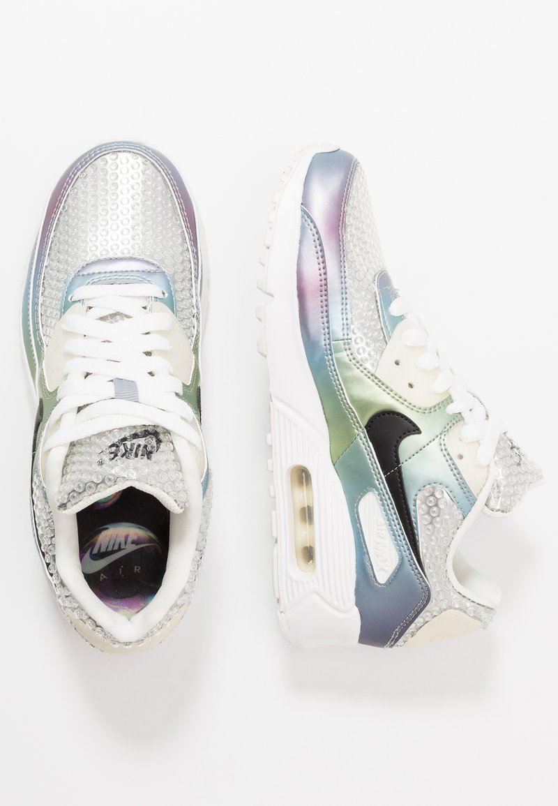 Nike Sportswear - AIR MAX 90 20 - Sneakers laag - summit white/black/multicolor/white