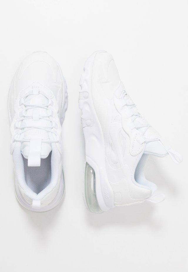 AIR MAX 270  - Sneakers laag - white/metallic silver
