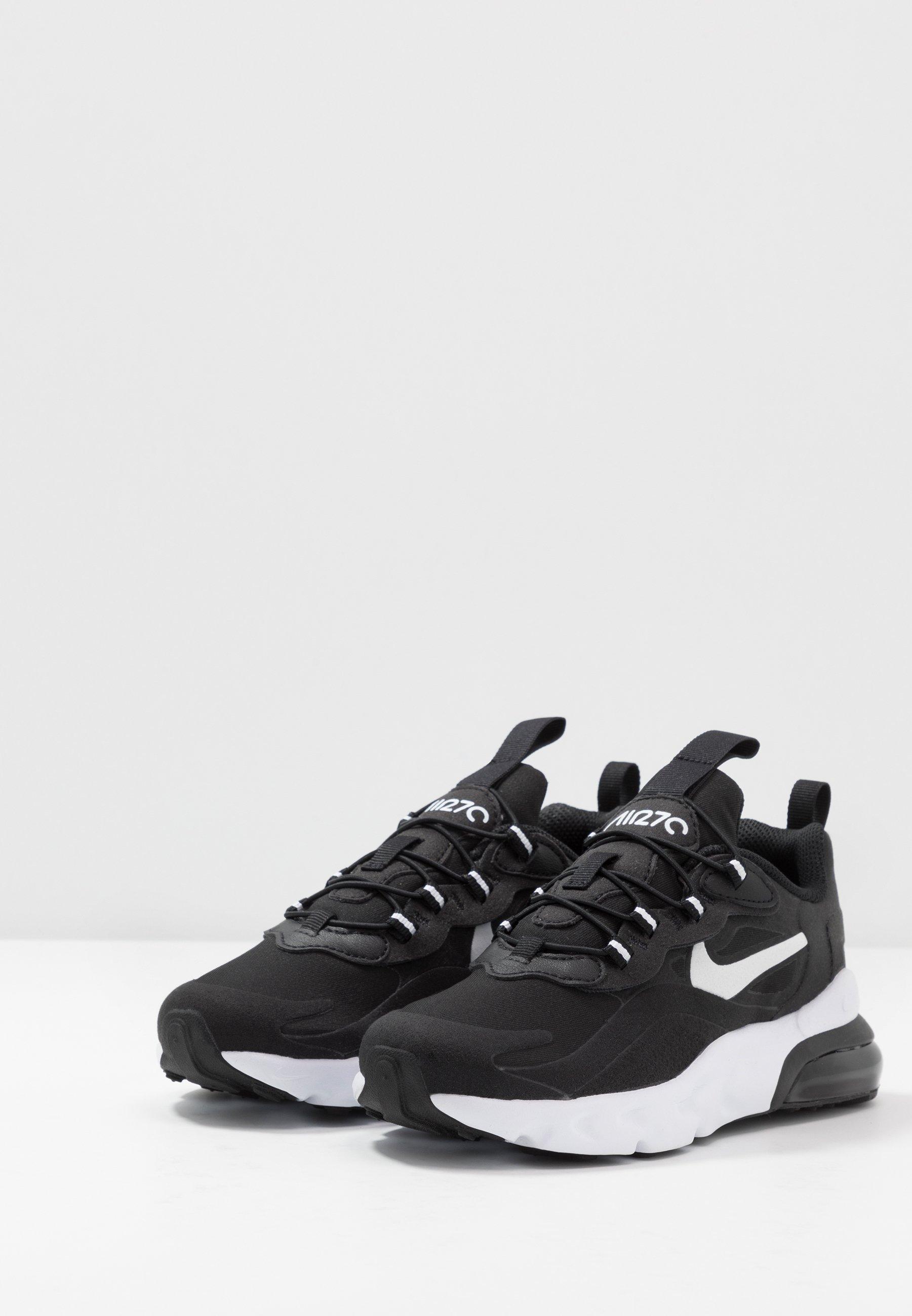 Nike Sportswear AIR MAX 270 - Sneakersy niskie - black/white
