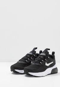 Nike Sportswear - AIR MAX 270  - Matalavartiset tennarit - black/white - 3
