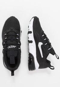 Nike Sportswear - AIR MAX 270  - Matalavartiset tennarit - black/white - 0