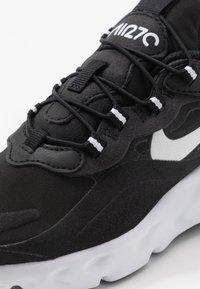 Nike Sportswear - AIR MAX 270  - Matalavartiset tennarit - black/white - 2