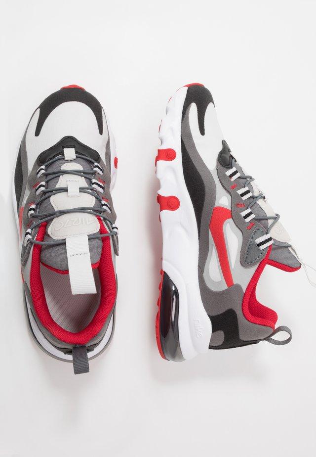 AIR MAX 270  - Sneakers basse - black/university red/iron grey/vast grey