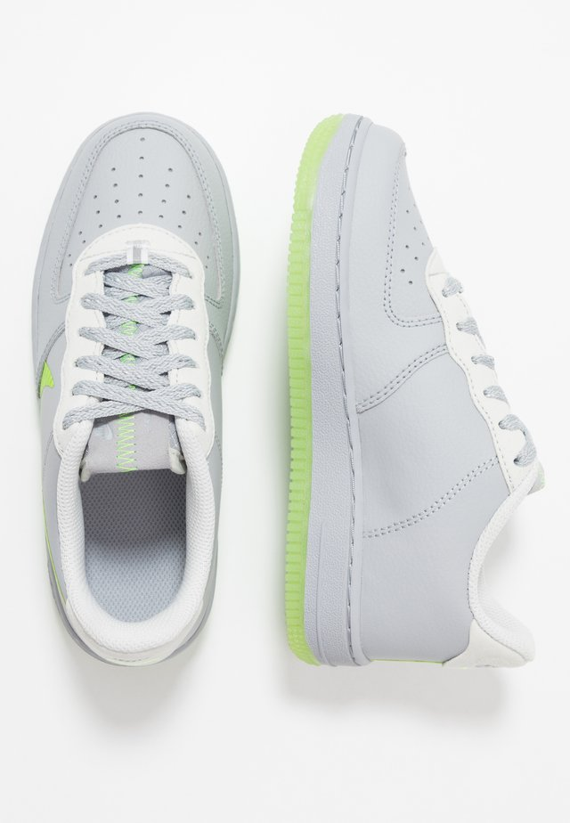 FORCE 1 LV8 3 - Sneakers laag - wolf grey/ghost green/photon dust/black