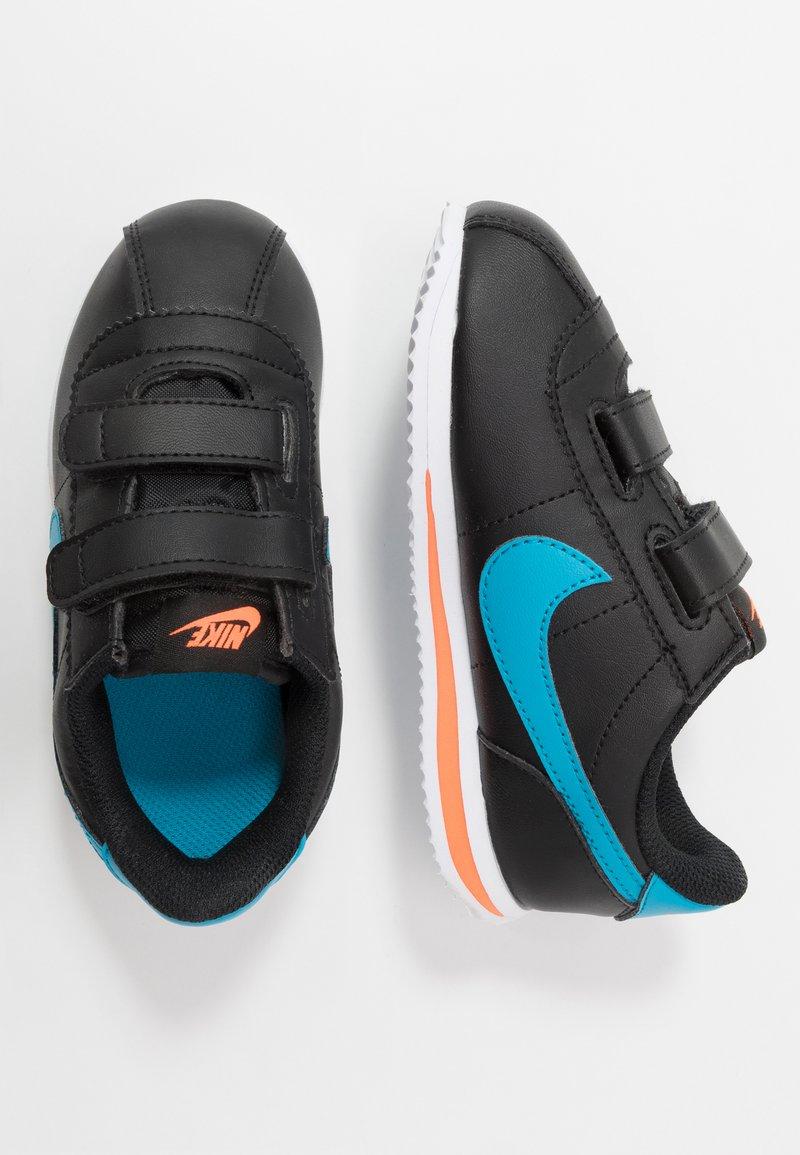 Nike Sportswear - CORTEZ BASIC - Zapatillas - black