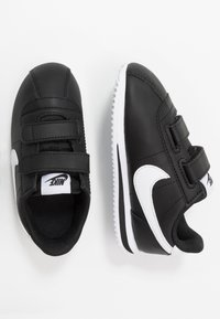 Nike Sportswear - CORTEZ BASIC - Trainers - black/white - 0